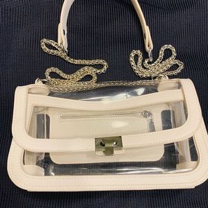 Clear Crossbody Shoulder Purse